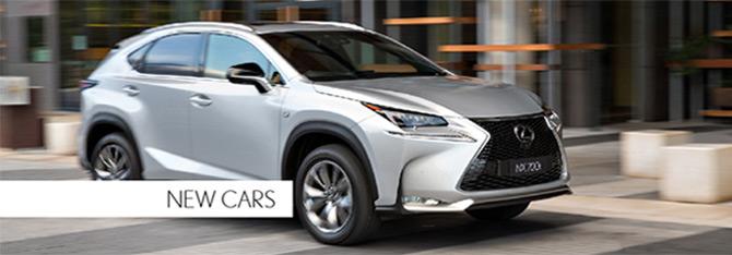 CMH Lexus New Cars