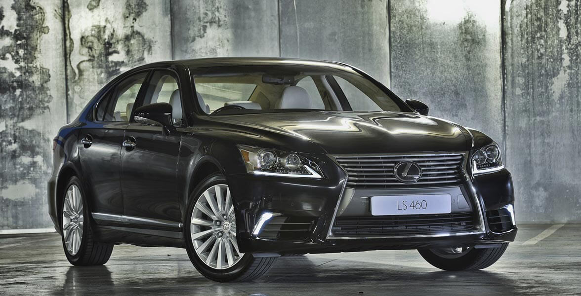 New Lexus Cars 2017