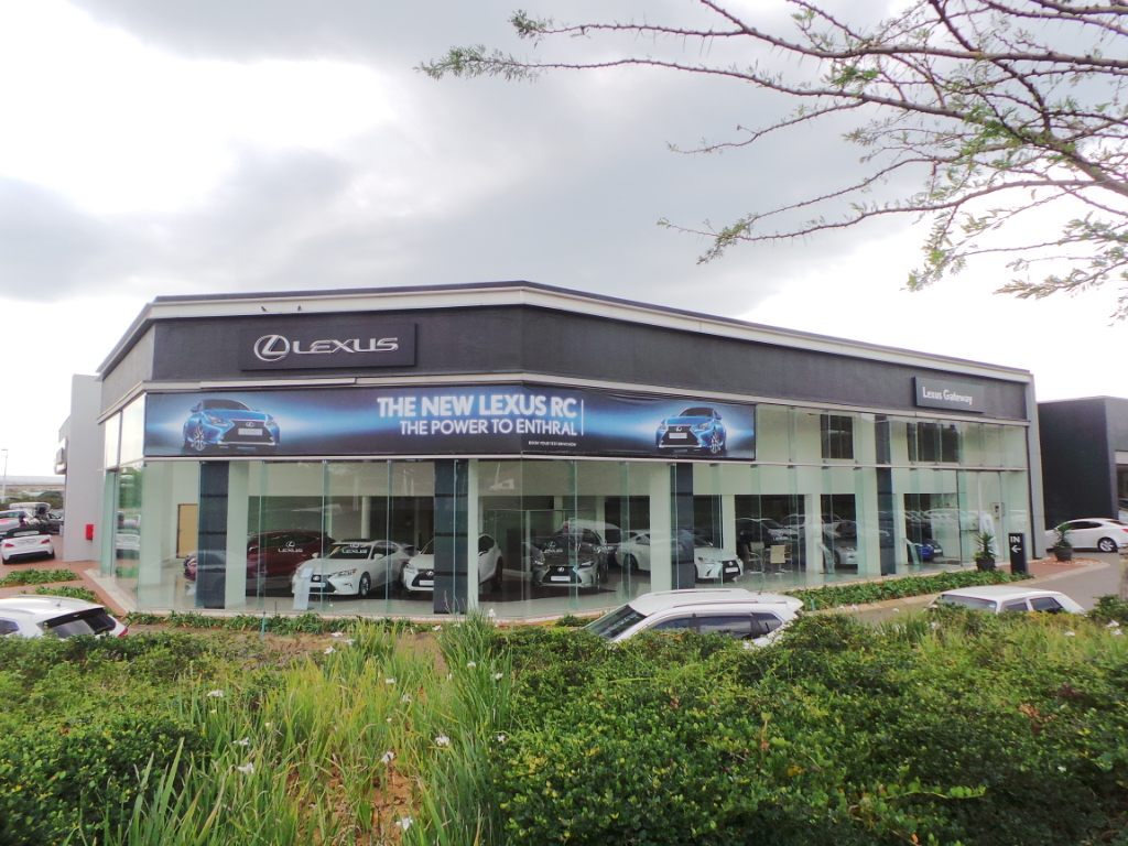 Lexus Gateway 4 | CMH Lexus