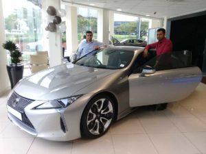 CMH Lexus- ALL-NEW-Lexus-ES-Customer-Reveal-Evening
