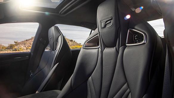 CMH Lexus - interior of a new lexus